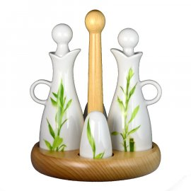 Kpl. do przypraw 1/4 Bambus 3394 Lubiana