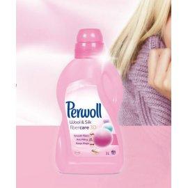Płyn do prania Perwoll Wool & Silk fibercare 3D 2L
