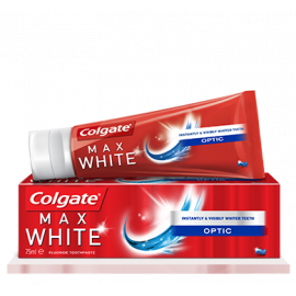Pasta do zębów Max White Optic Colgate 75