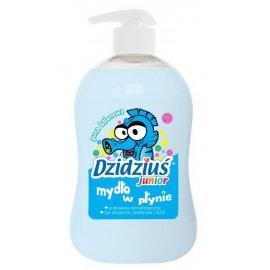 Dzidziuś junior mydło w płynie o zapachu gumy balonowej 300ml