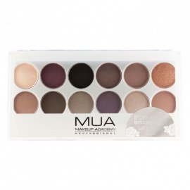 Eyeshadow Palette Paleta 12 Cieni Do Powiek Romantic Efflorescence MUA