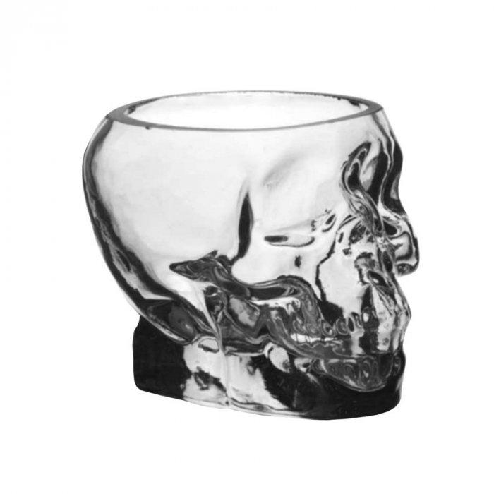 Szklanka 250ml Czaszka