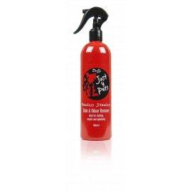 Spray usuwa plamy i zapach Just4Pets dla psów, kotów i pupili