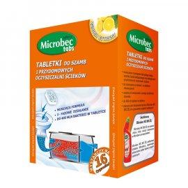 BROS Microbec ultra - tabletka do szamb