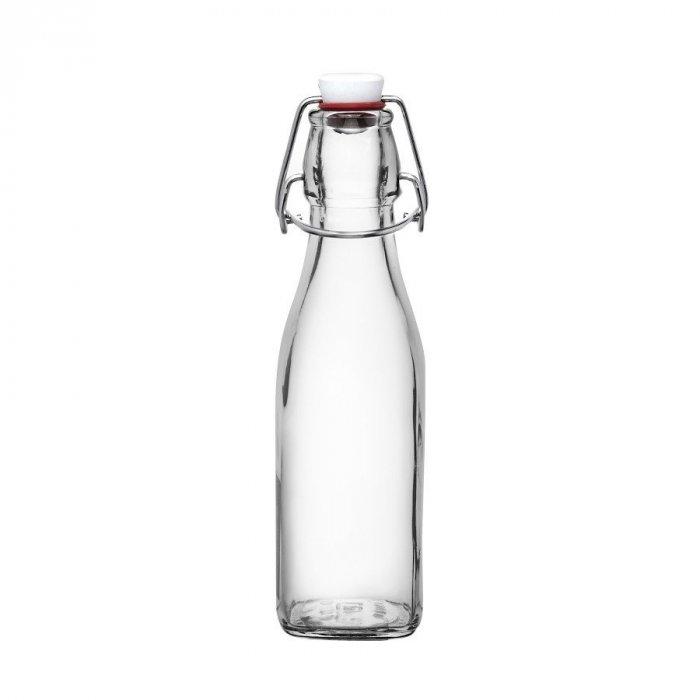 Butelka z zamknięciem pałągowym Swing 0,25L Bormioli