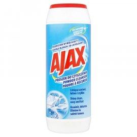 Proszek do czyszczenia Ajax wybielający 450