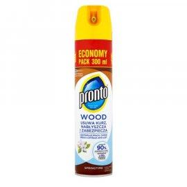 Spray do mebli Pronto Wood Springtime 300