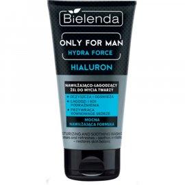 Only for Man HYDRA FORCE Aquagel żel do mycia twarzy Bielenda