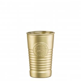 Szklanka 325ml Officina 1825 złota Bormioli Rocco