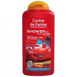 Żel pod prysznic i szampon 2w1 Corine de Farme Cars