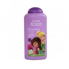 Żel pod prysznic i szampon 2w1 Corine de Farme Fairies