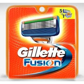 Fusion Manual wkłady do maszynki Gillette 4szt
