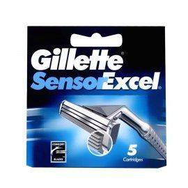 Sensor Excel wkłady do maszynki Gillette 5szt