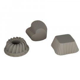 Silikonowe foremki do muffinek 6 szt. Anide Florina