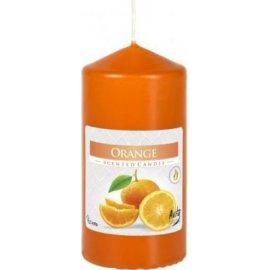 Świeca zapachowa Pomarańcza 60/120 Bispol