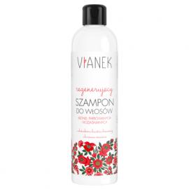 Regenerujący szampon do włosów farbowanych i rozjaśnianych Vianek