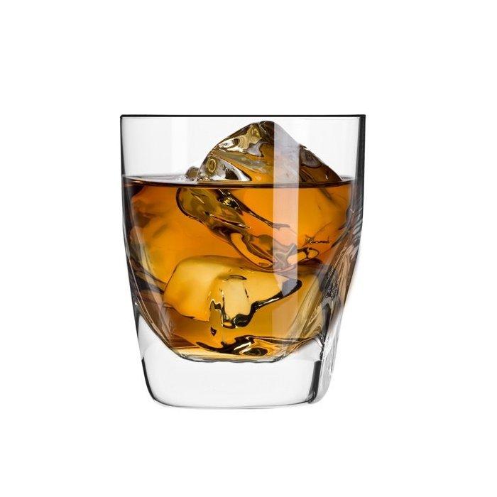 Szklanki do Whisky 6 sztuk 260ml Krosno Prestige