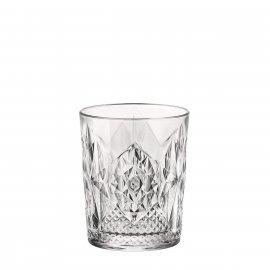 6szt. Szklanki do whisky Stone 390 Bormioli
