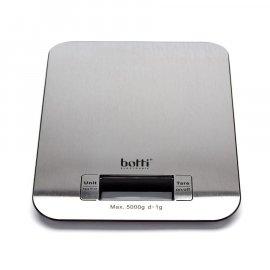 Waga kuchenna elektroniczna Silver Inox do 5 kg Botti