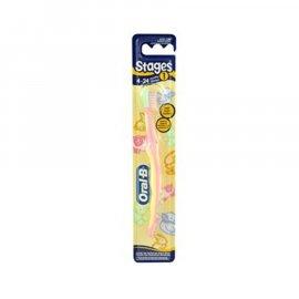 Oral-B Stages 1 szczoteczka do zębów dla dzieci do 2 r.ż.