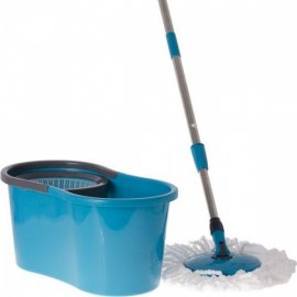 Mop obrotowy Zefir 360 Odelo Clean 2 końcówki