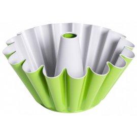 Blacha do pieczenia forma z tuleją 23 zielona non-stick SNB