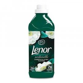 Płyn zmiękczający Lenor Emerald & Ivory Flower o płukania