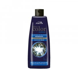 Płukanka do włosów niebieska Joanna ultra Color system 150