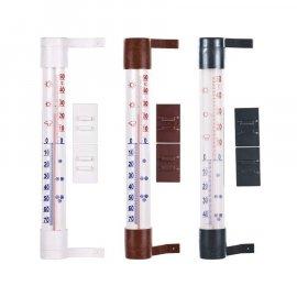 Termometr zaokienny 230x26 mm przyklejany Bioterm Browin