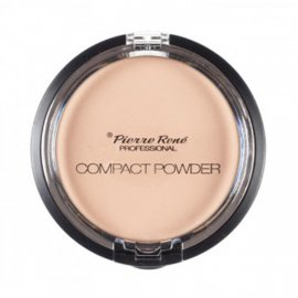 Puder prasowany 03 Transparent Compact Powder Pierre Rene
