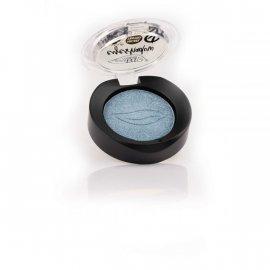 Cień mono 09 błękit- perłowy Puro Bio