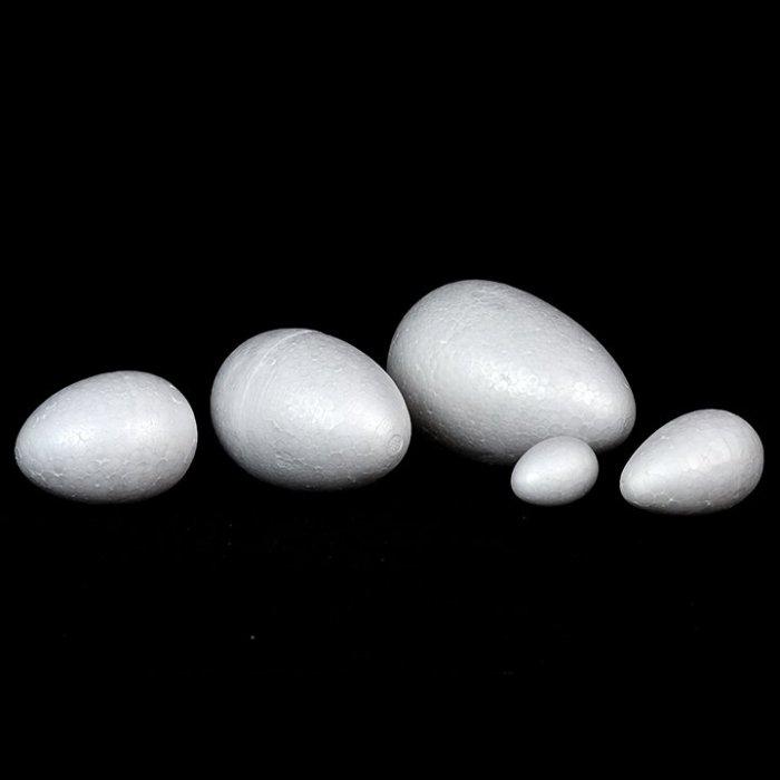 Styropianowe jajko 15cm