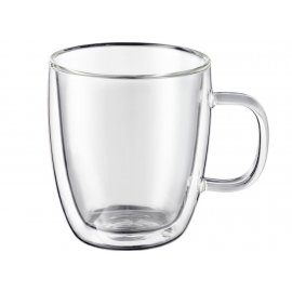 Kpl 2 kubków szklanek termicznych 250 ml Mia AMBITION