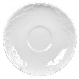Spodek biały 15,7cm Rococo Ćmielów I gat