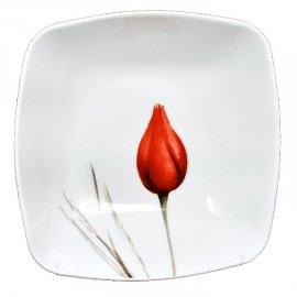 Talerz 18 salaterka 3830 Victoria Tulipan Lubiana
