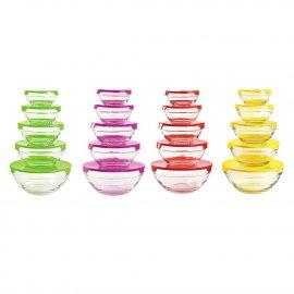 Komplet miseczek szklanych 5 szt. Florina