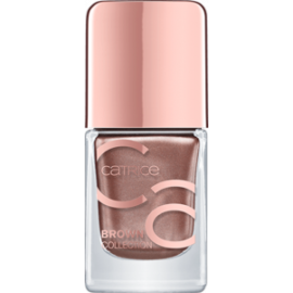 Lakier do paznokci 02 Brown Collection Catrice