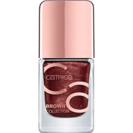 Lakier do paznokci 04 Brown Collection Catrice