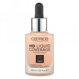 Płynny podkład HD Liquid Coverage 020 Catrice