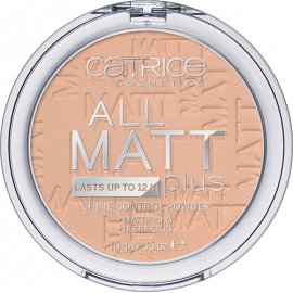 Puder matujący All Matt Plus 025 Catrice