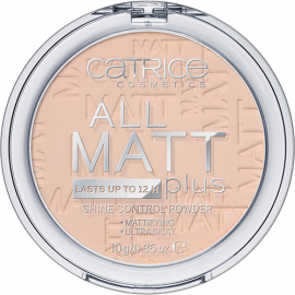 Puder matujący All Matt Plus 010 Catrice