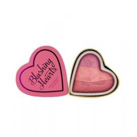 Róż do policzków I Heart Revolution Blushing Hearts I♡Makeup