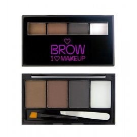 I Heart Revolution Brow Kit Bold is best