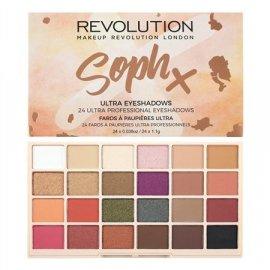 Revolution Soph x Eyeshadow Palette Paletka cieni