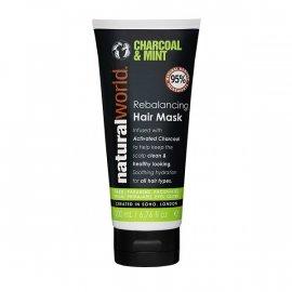 Ultra oczyszczająca maska Charcoal & Mint Natural World