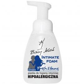 Biały Jeleń pianka do higieny intymnej FRESH&YOUNG