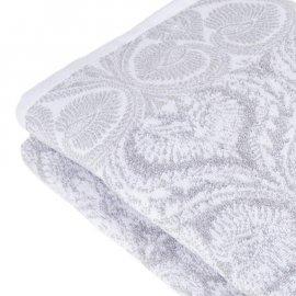 Ręcznik Annabel 70 x 140 cm szary Miss Lucy