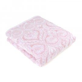 Ręcznik Annabel 70 x 140 cm różowy Miss Lucy