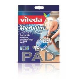 Ściereczka do ekranów PAD z mikrofibry Vileda