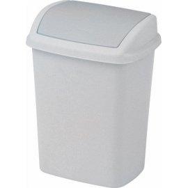 Kosz na śmieci uchylny DOMINIK 10L